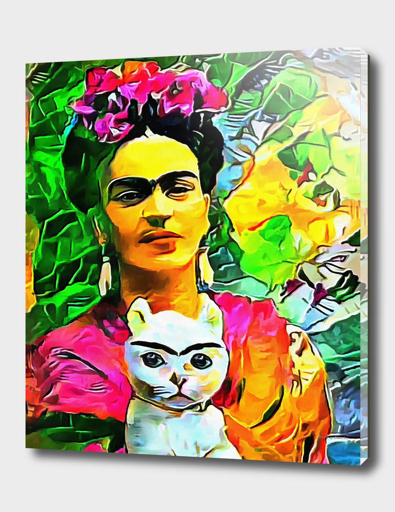 Frida's Cat