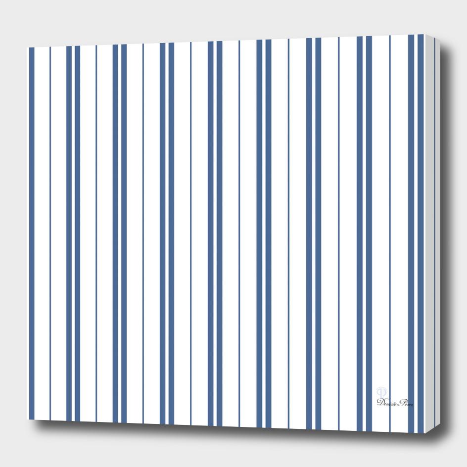 T Blue stripes (WB)