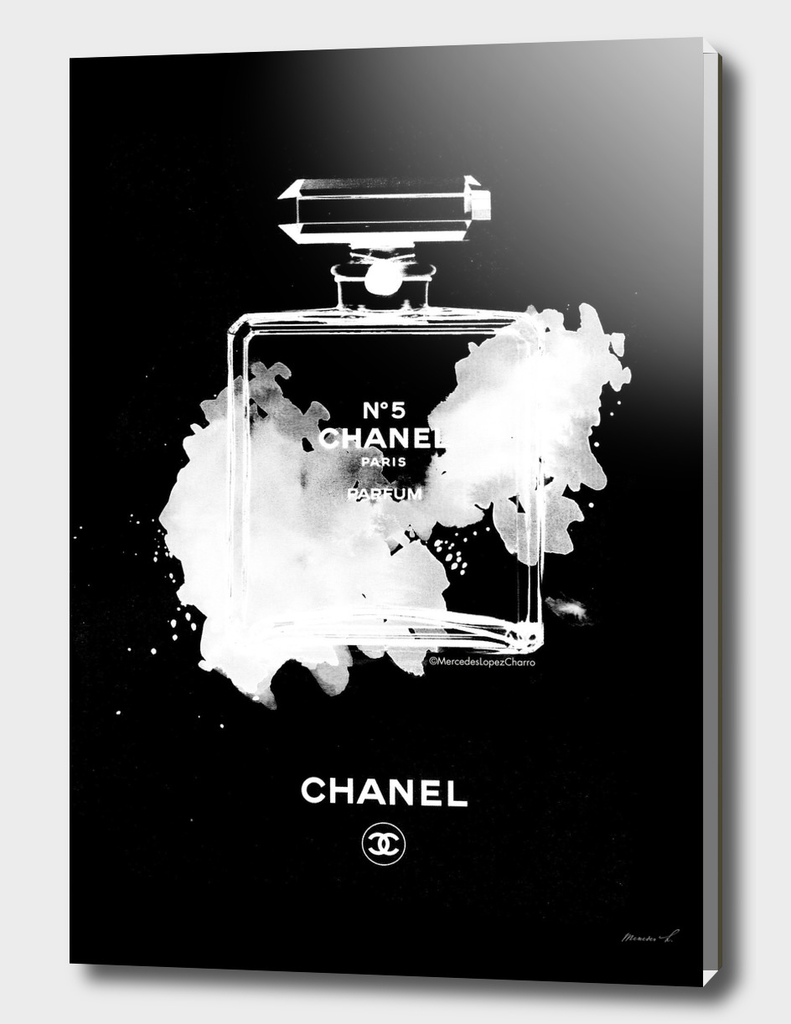 Chanel Perfume Bottle Invert