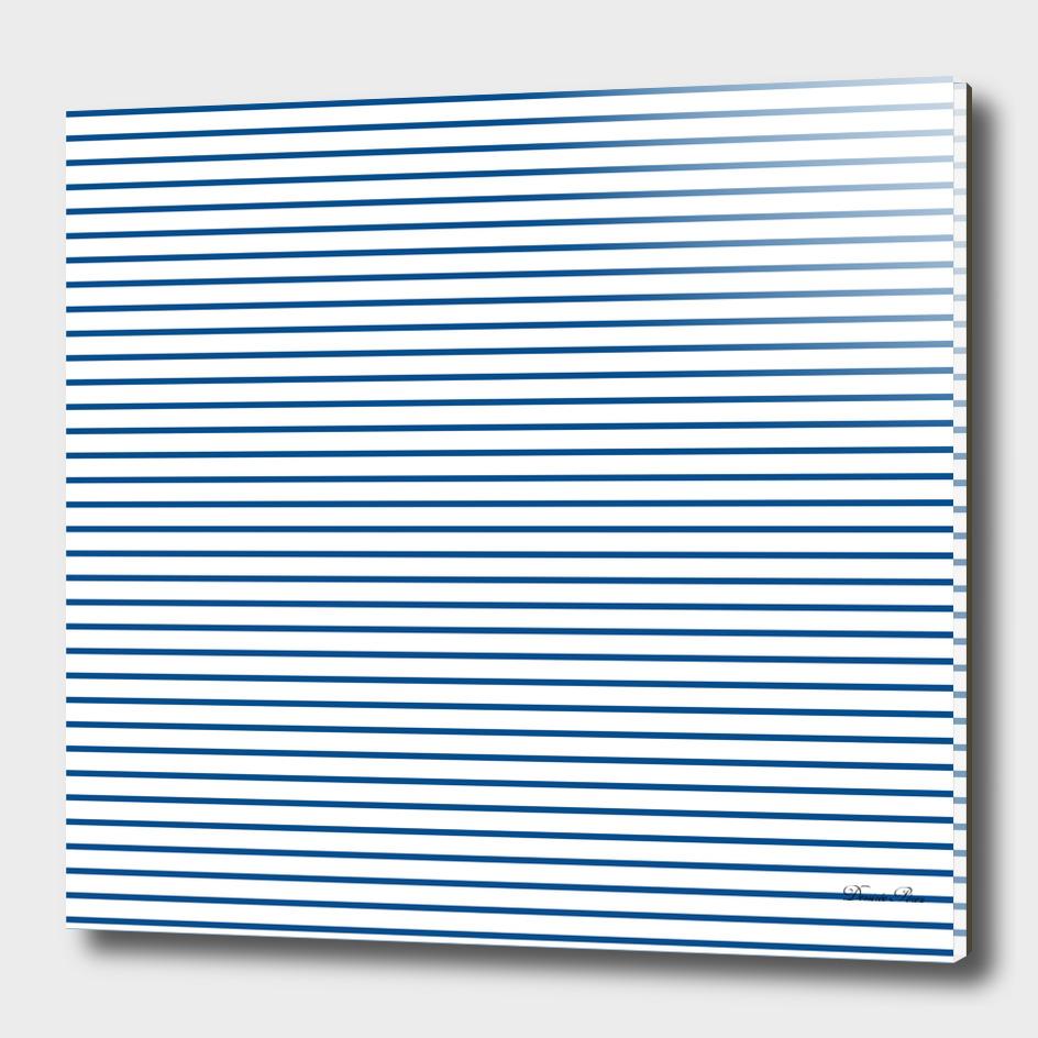 Blue Summer lines