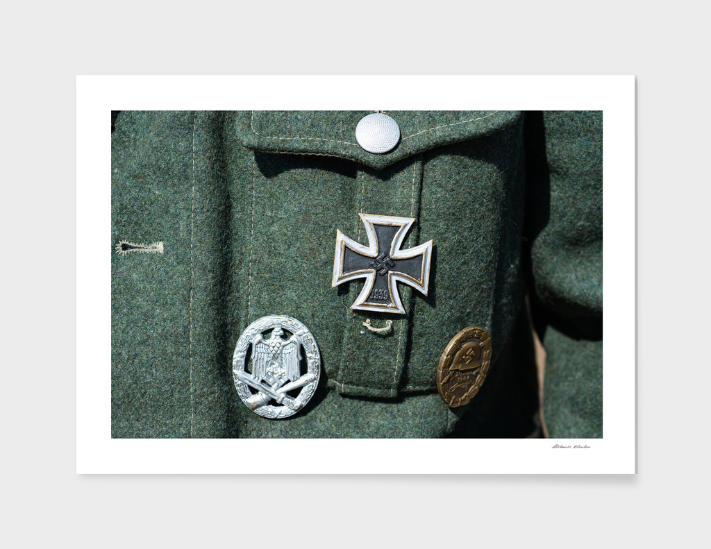 uniform during World War II