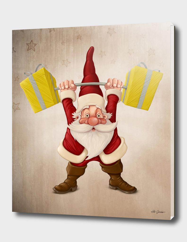 Stronger Santa