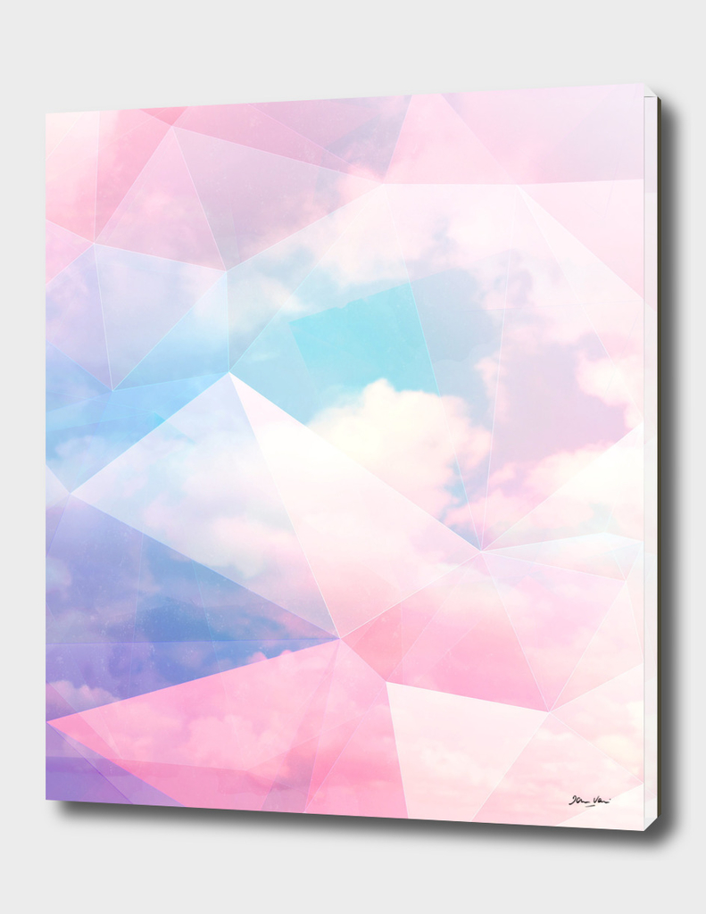 Geometry above the candy sky 1 HR RB