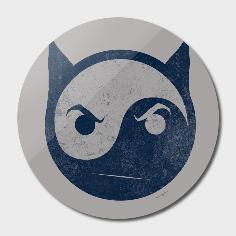 bat yin yang
