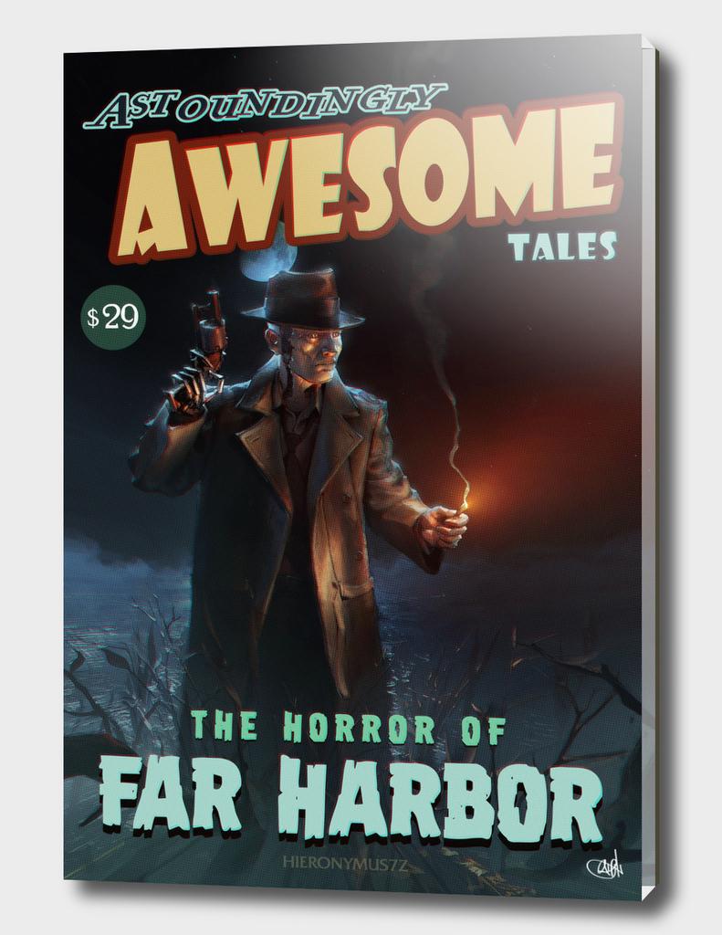 The Horror of Far Harbor (comic)