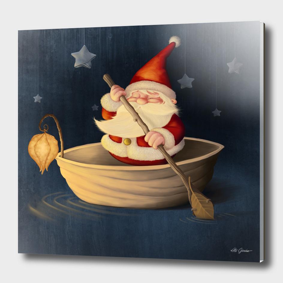 Santa in a nutshell