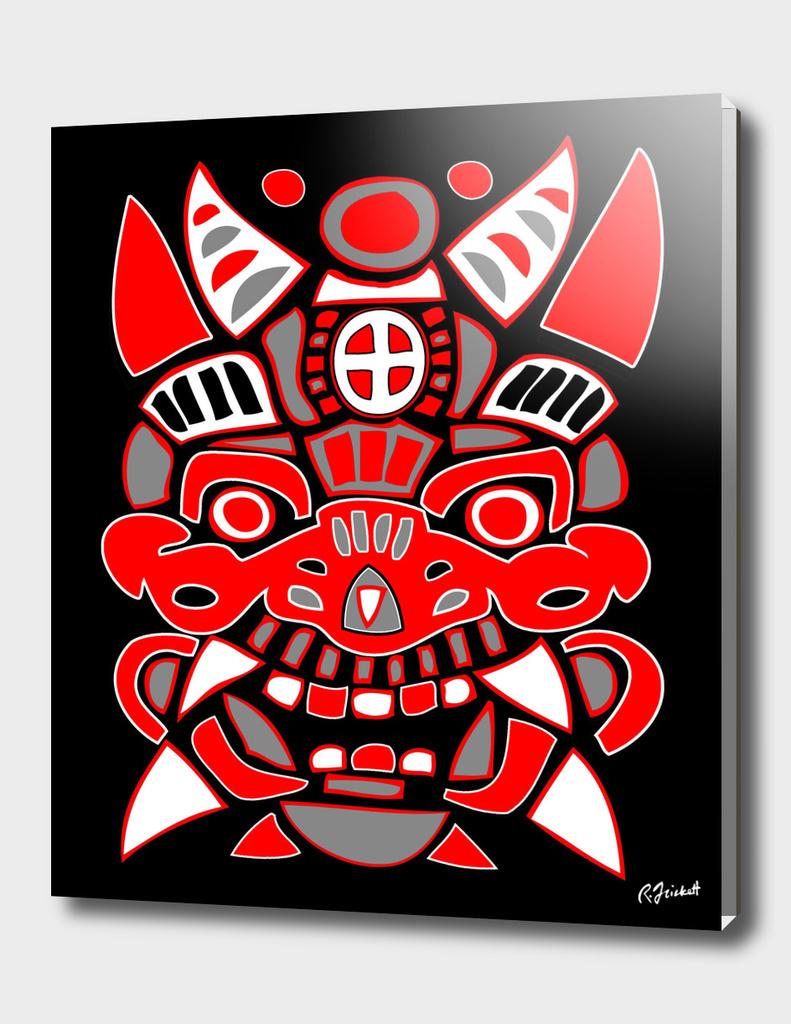 Spirit Mask #1