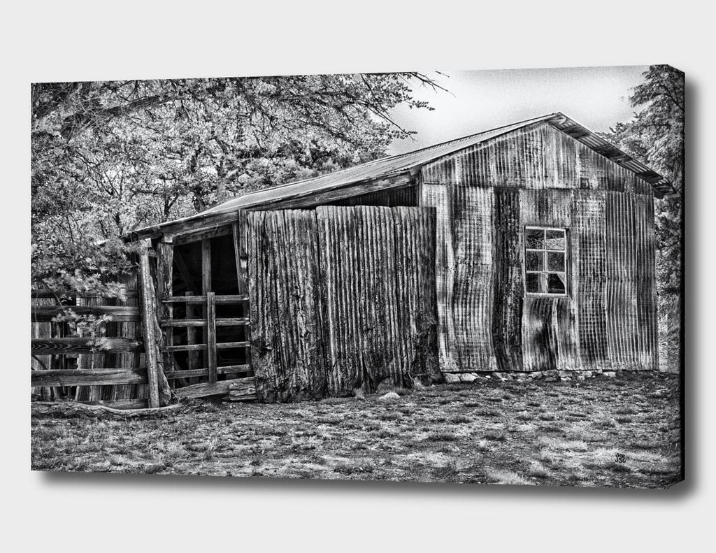 Faraway Vintage Monochrome