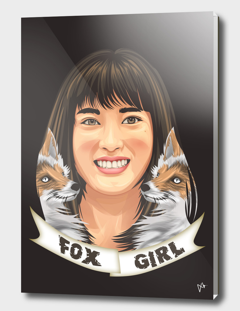 The Fox Girl
