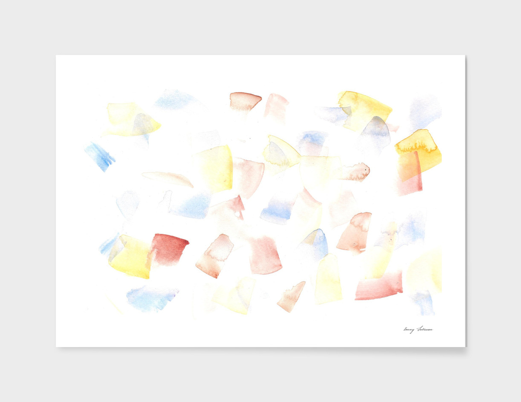 180515 Abstract Watercolour 14