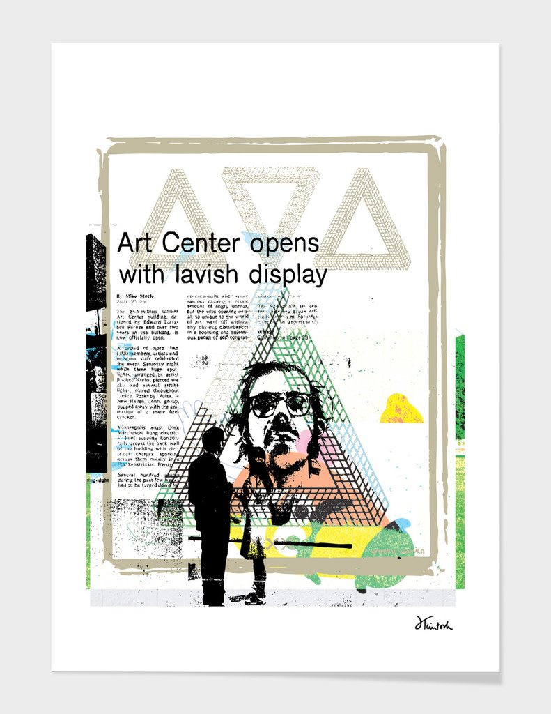 Art Center Display