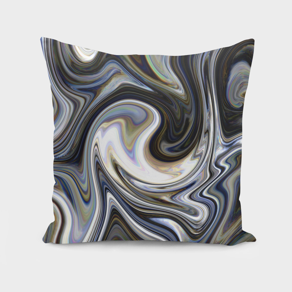 Marble in Grey and Black
