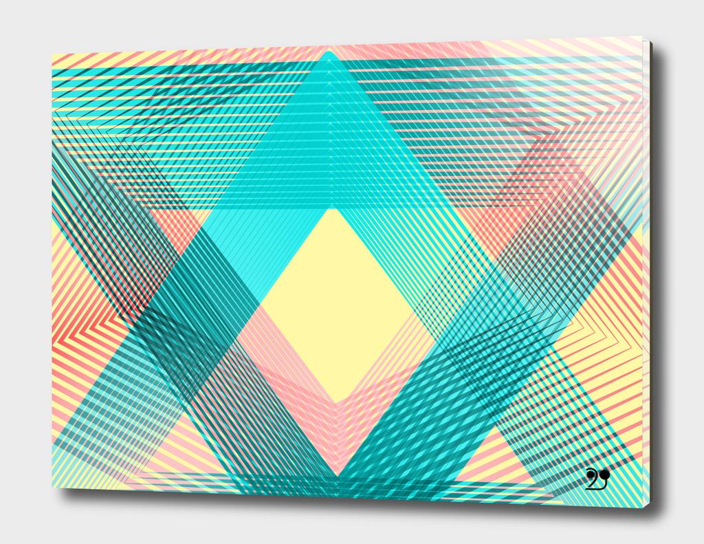 Power geometric modern