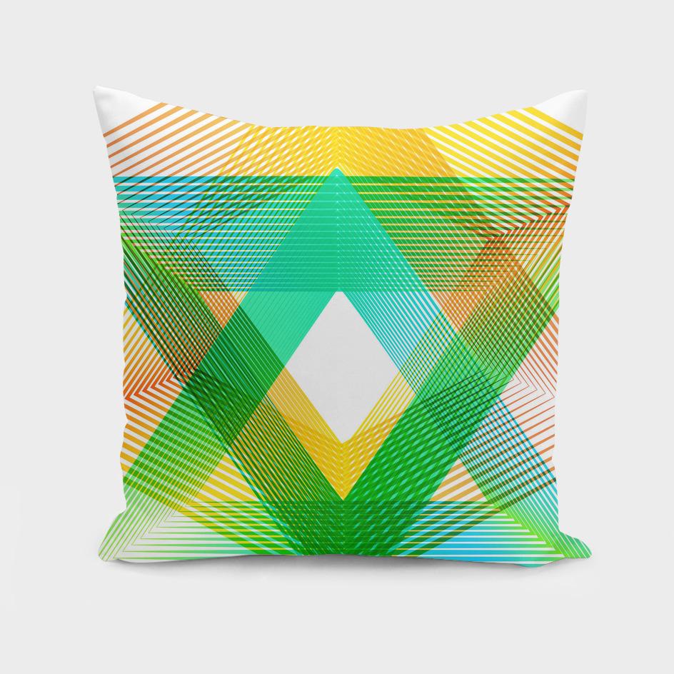 Summer geometric style