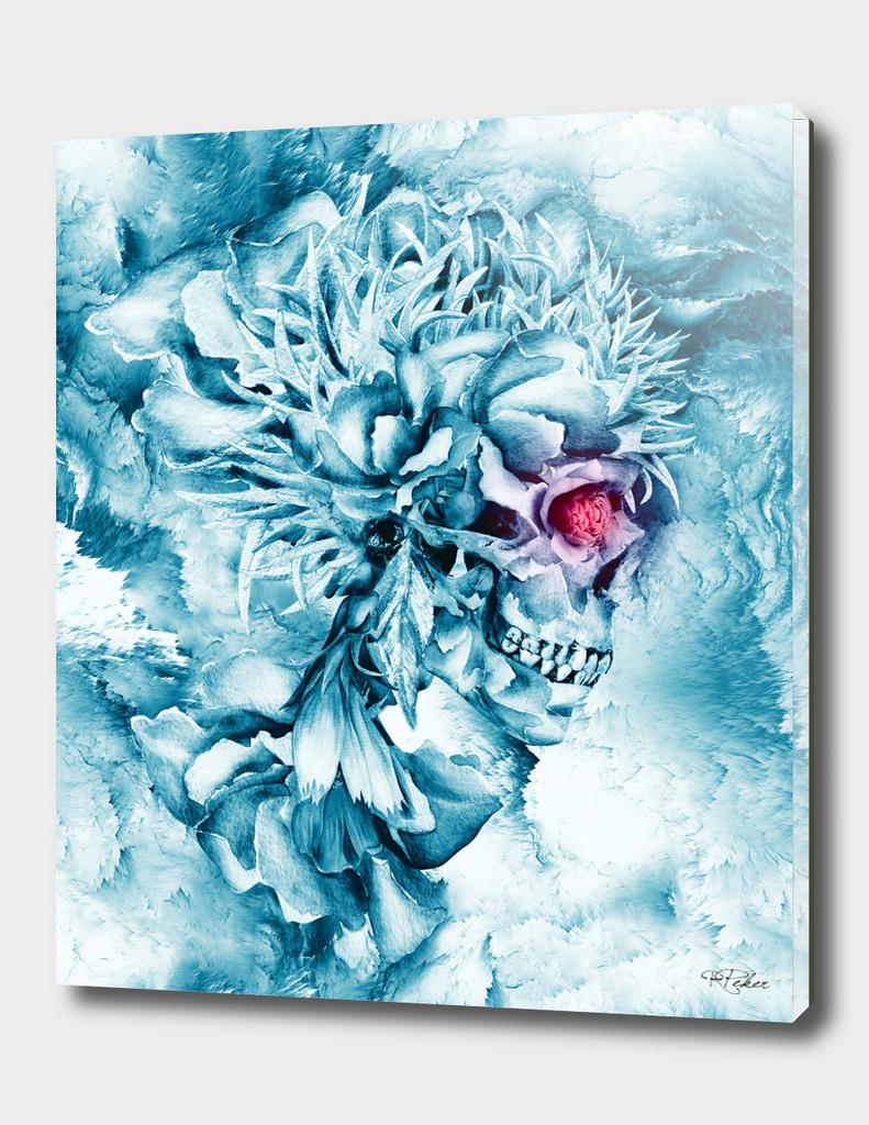 Frozen Skull