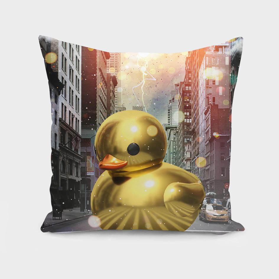 The Golden Rubber Duck