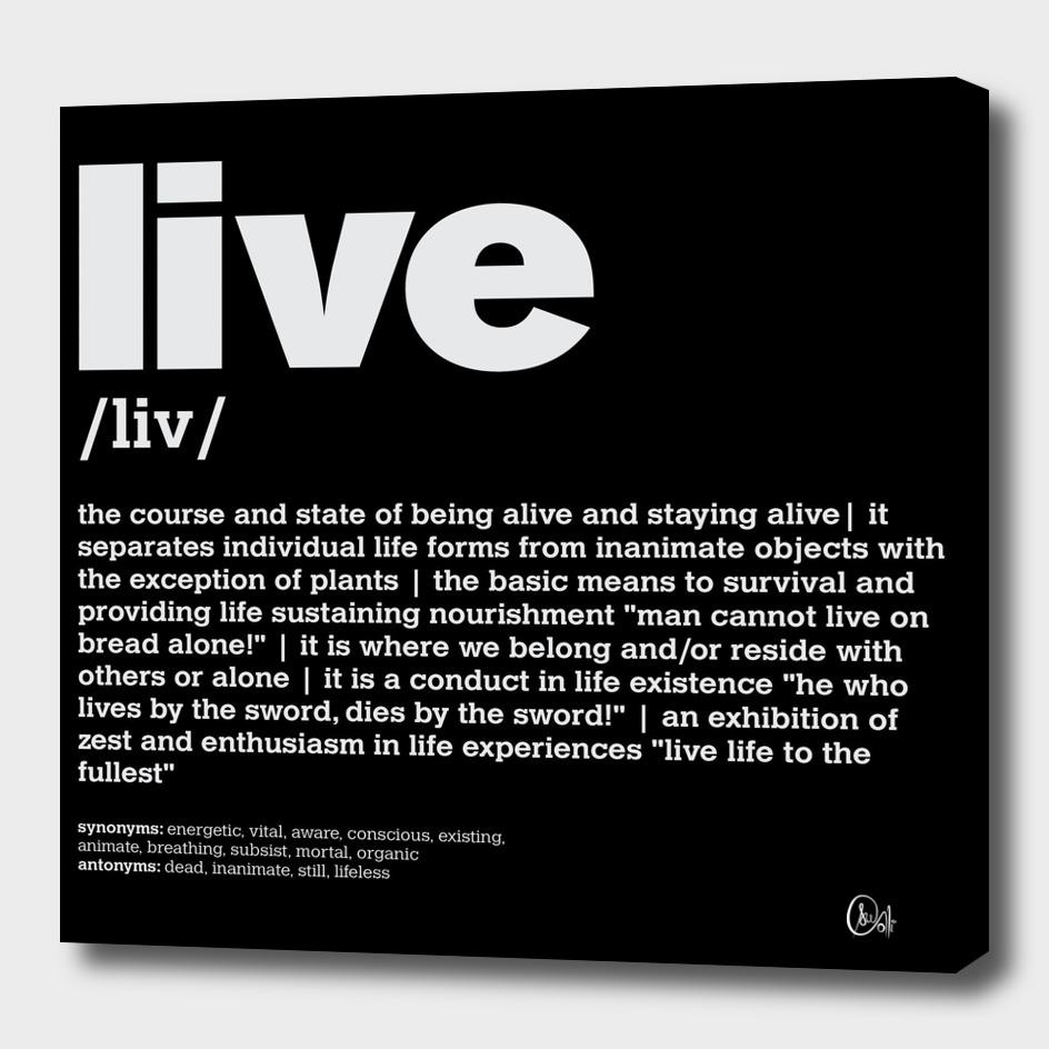 LiveLoveLaugh Collection - Live v2