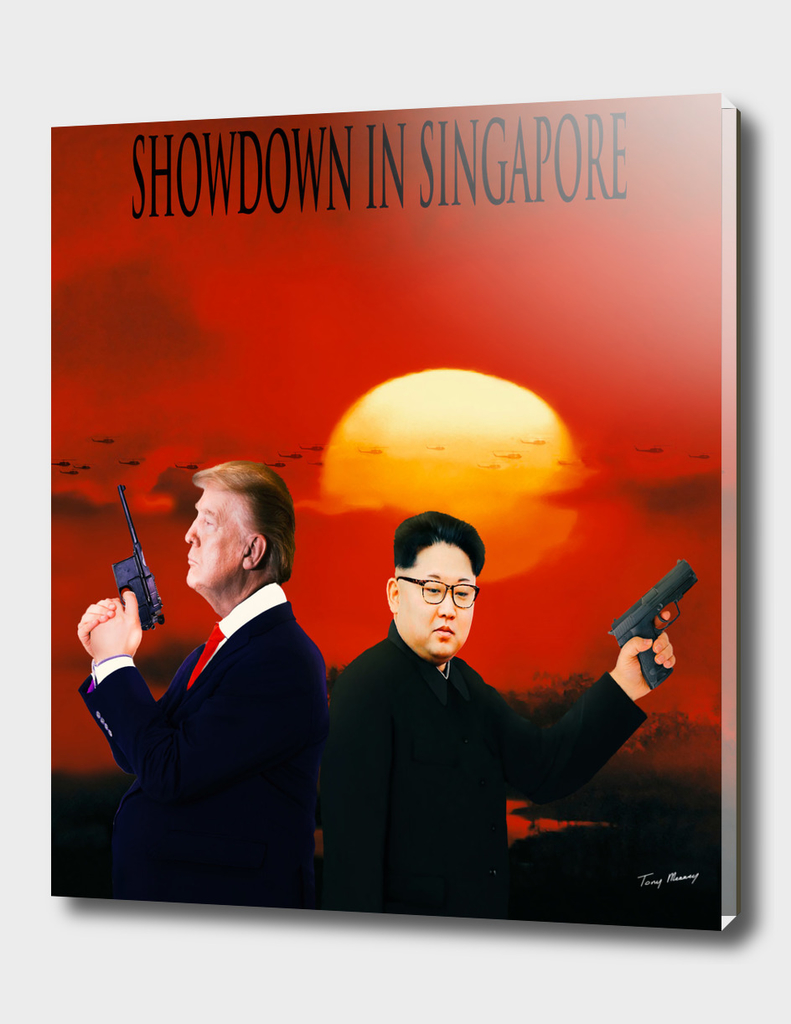 Showdown in Singapore