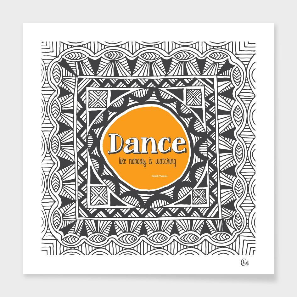 Dance Like 1/4