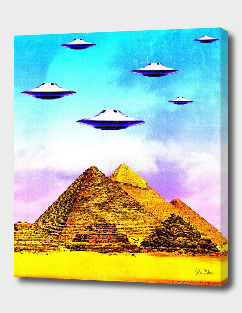 Aliens Built it