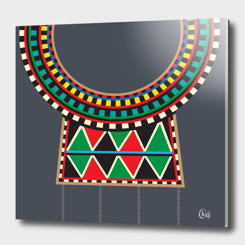 MAASAI collars