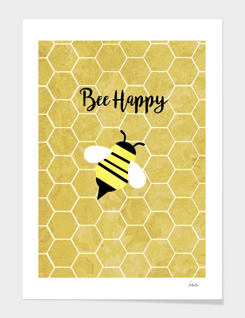 Just Bee Happy