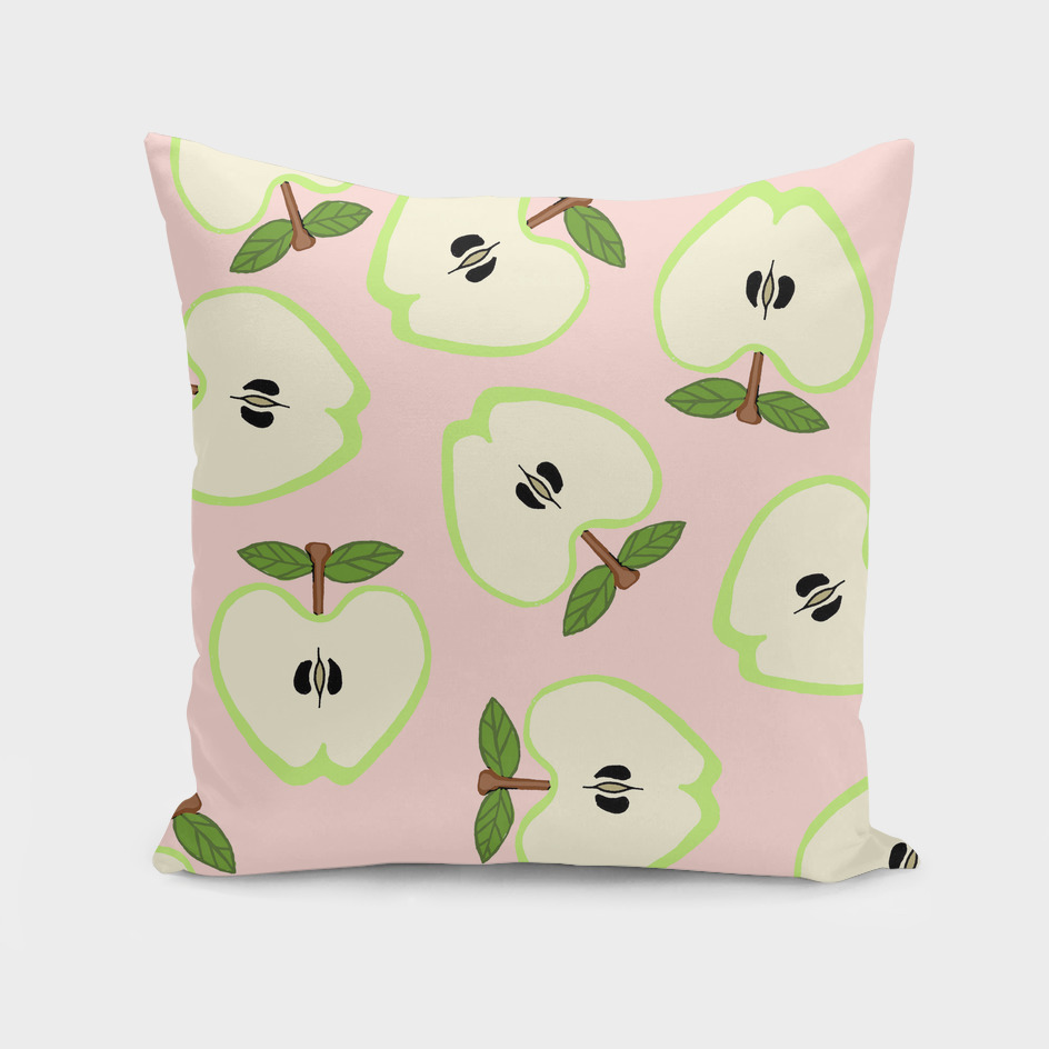 Green Apple Pattern