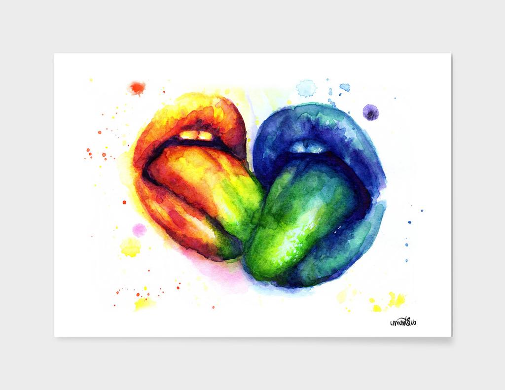 Taste my color
