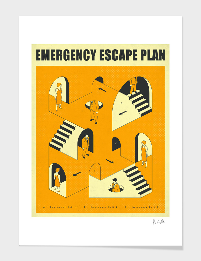 Emergency Escape Plan (2)