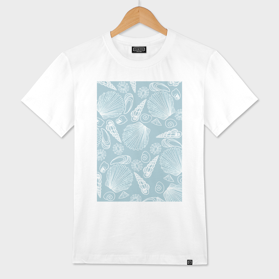 sea shells pattern