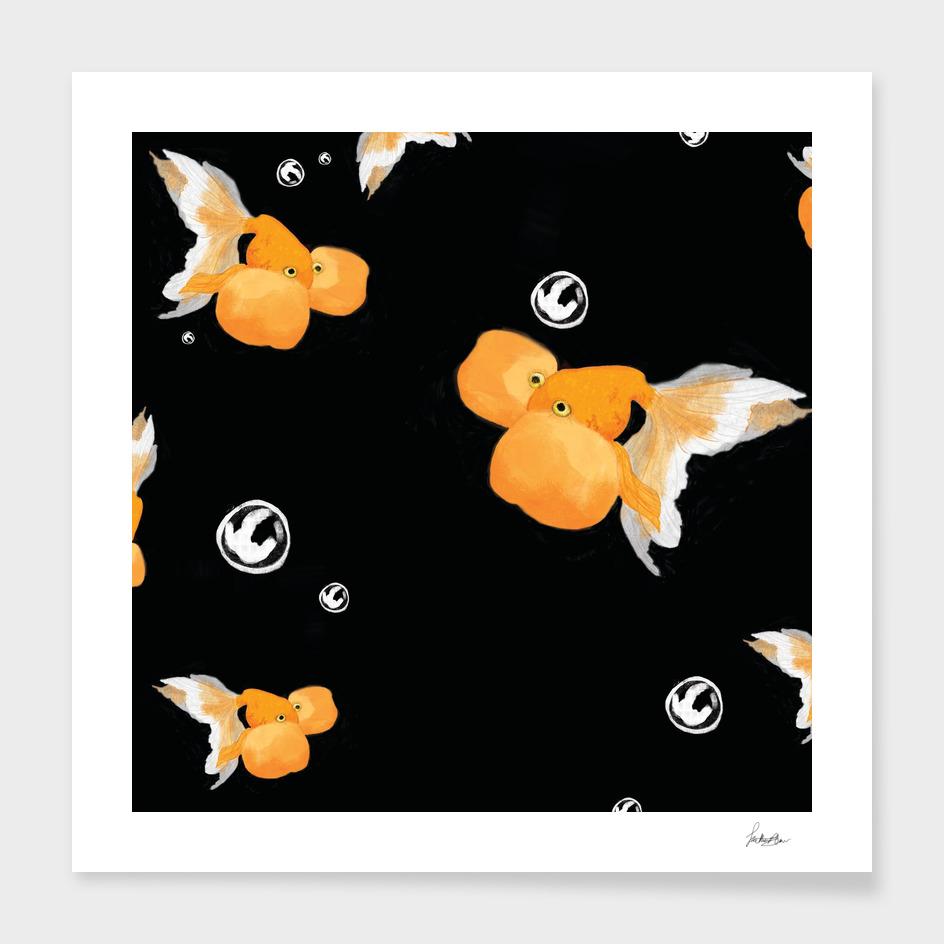 popeye goldfish