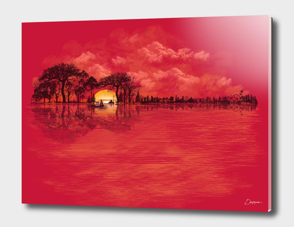 Musical Sunset