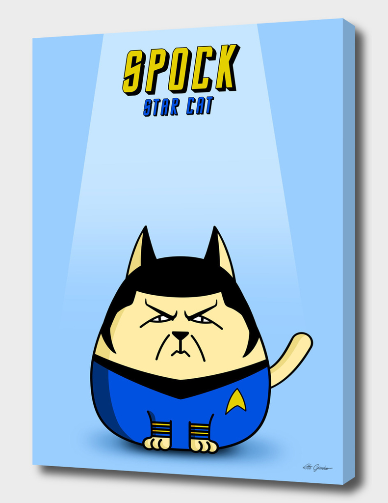 SpockCat
