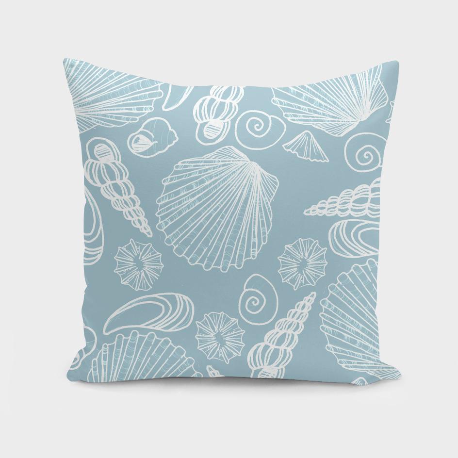 Seashell Pattern Design