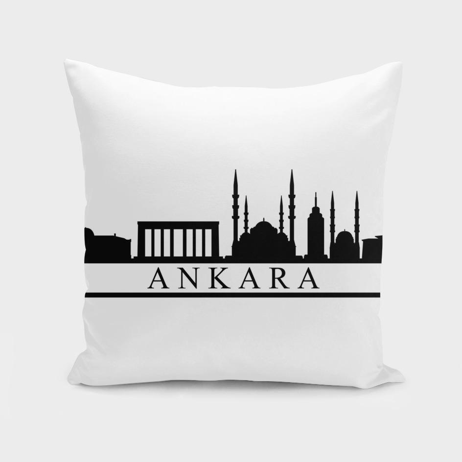 ankara skyline