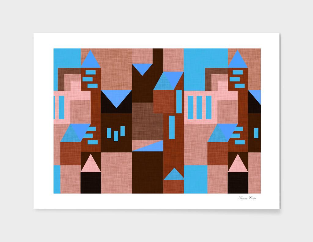 Brown Klee houses