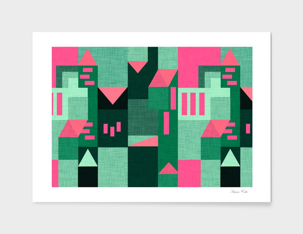 Green Klee houses