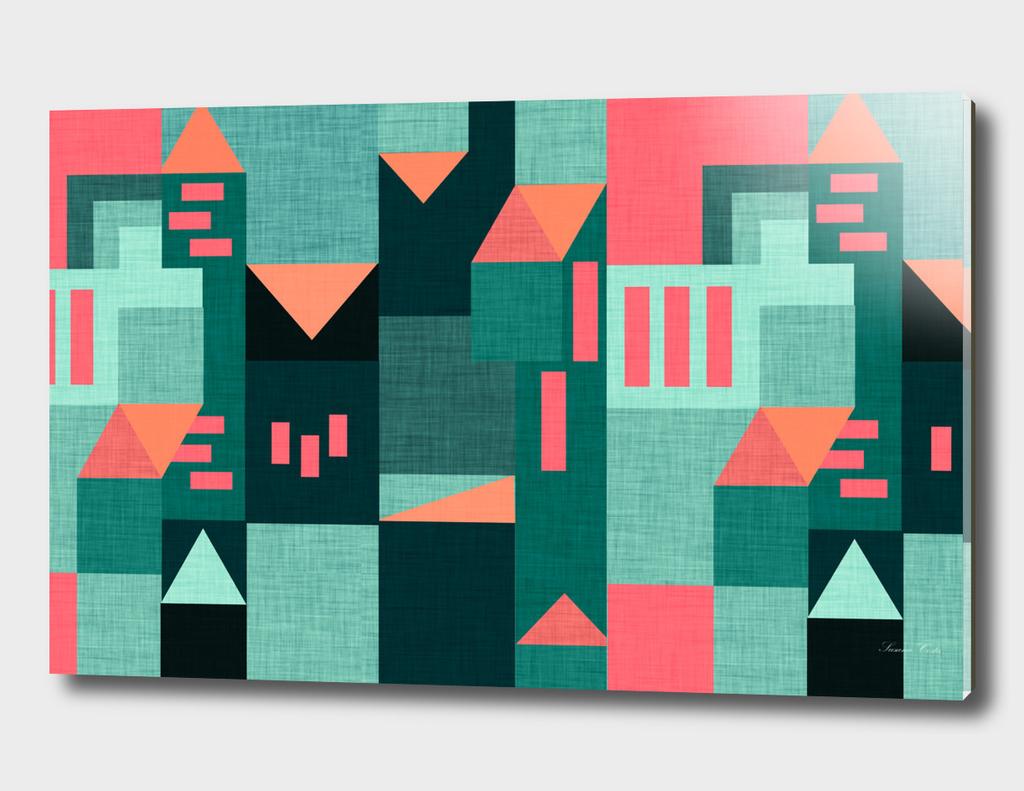 Salmon Klee houses