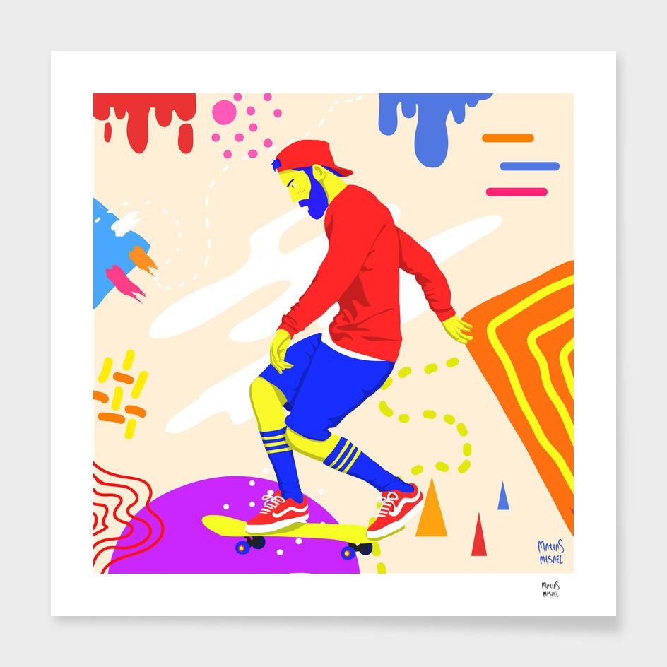 skater old skool