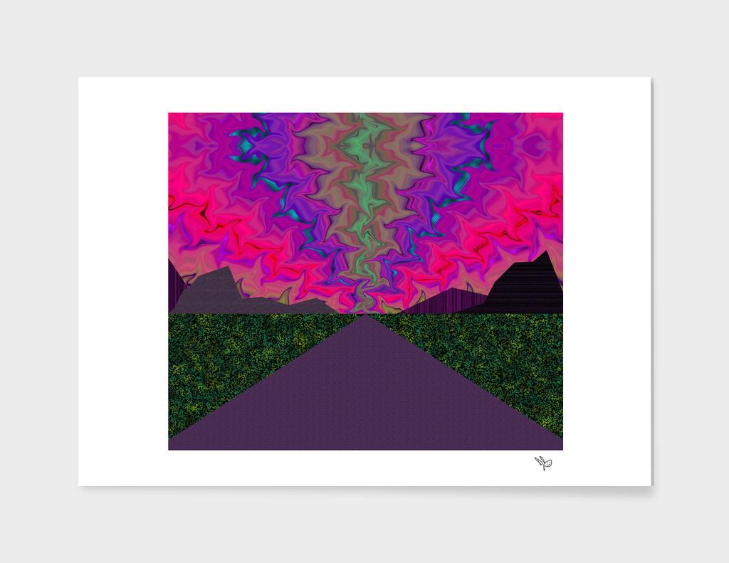 Disturbed Horizon