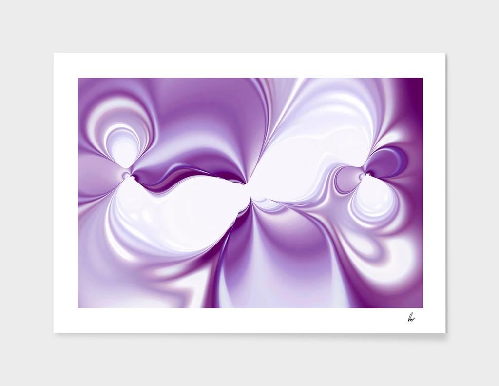 Cool Purple Swirls