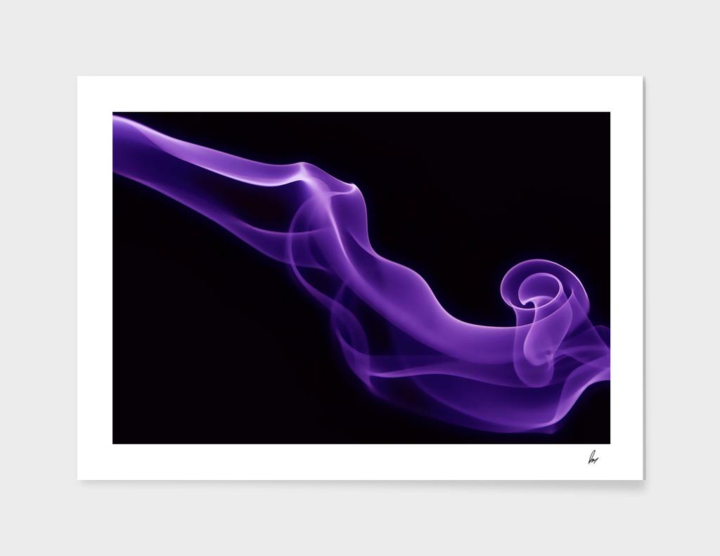 Deep Purple Smoke