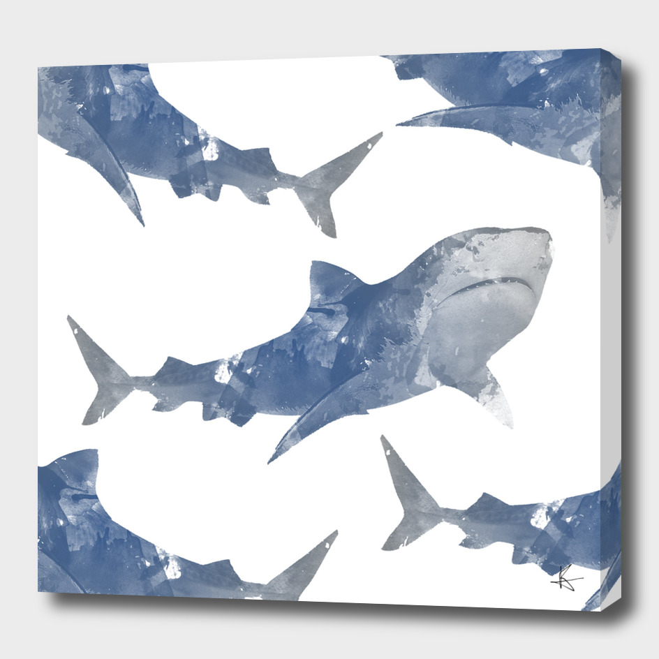 The World is Full of Sharks