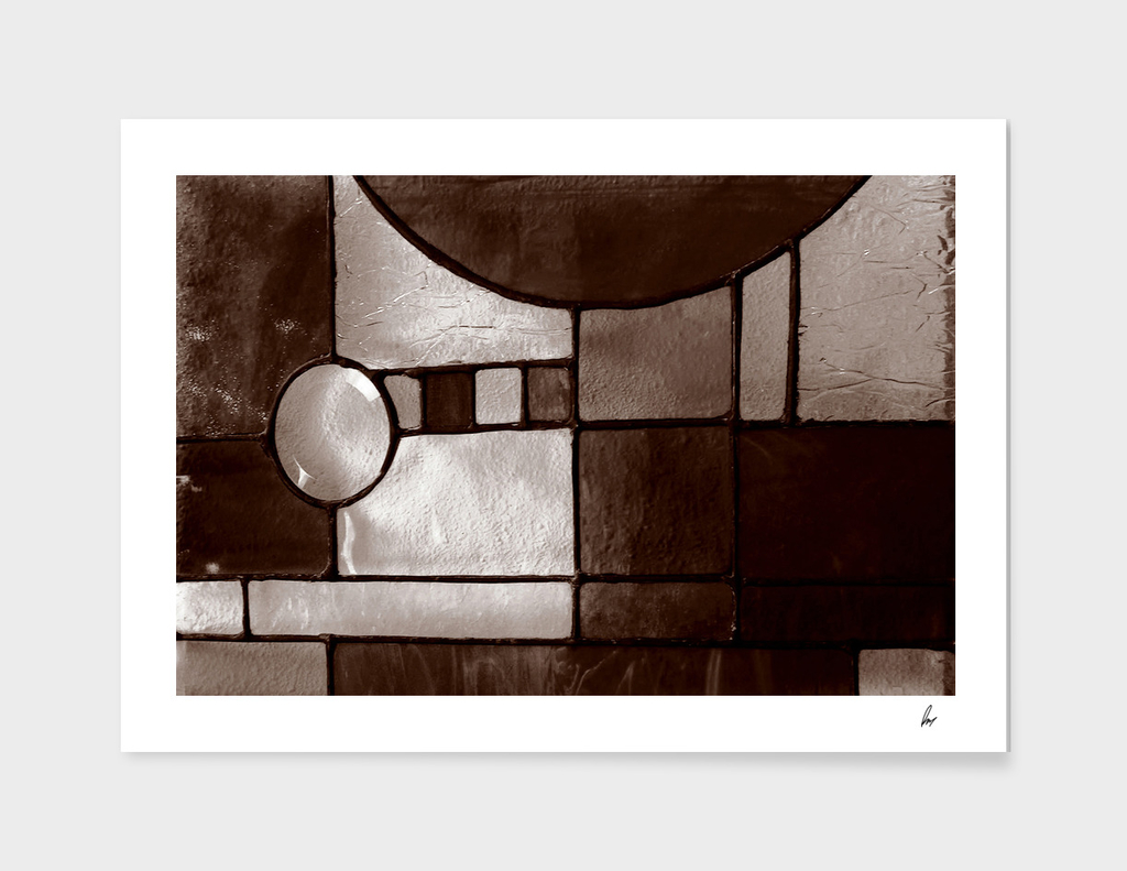 Tiles In Shades Of Brown