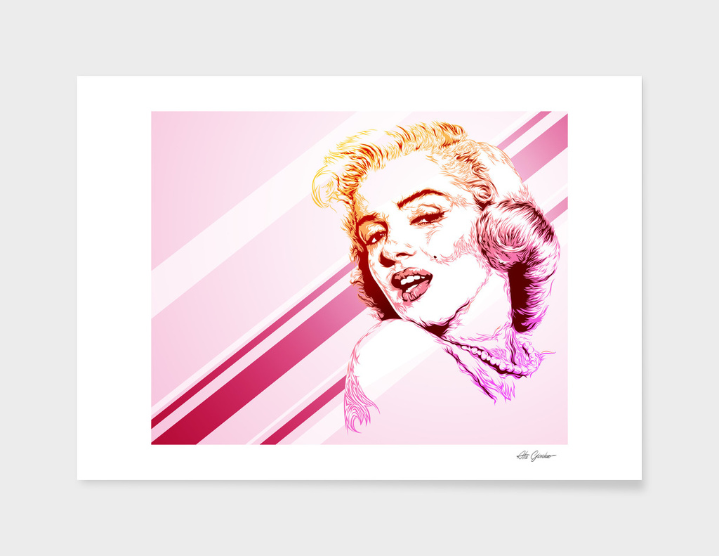 Marilyn Pop Art