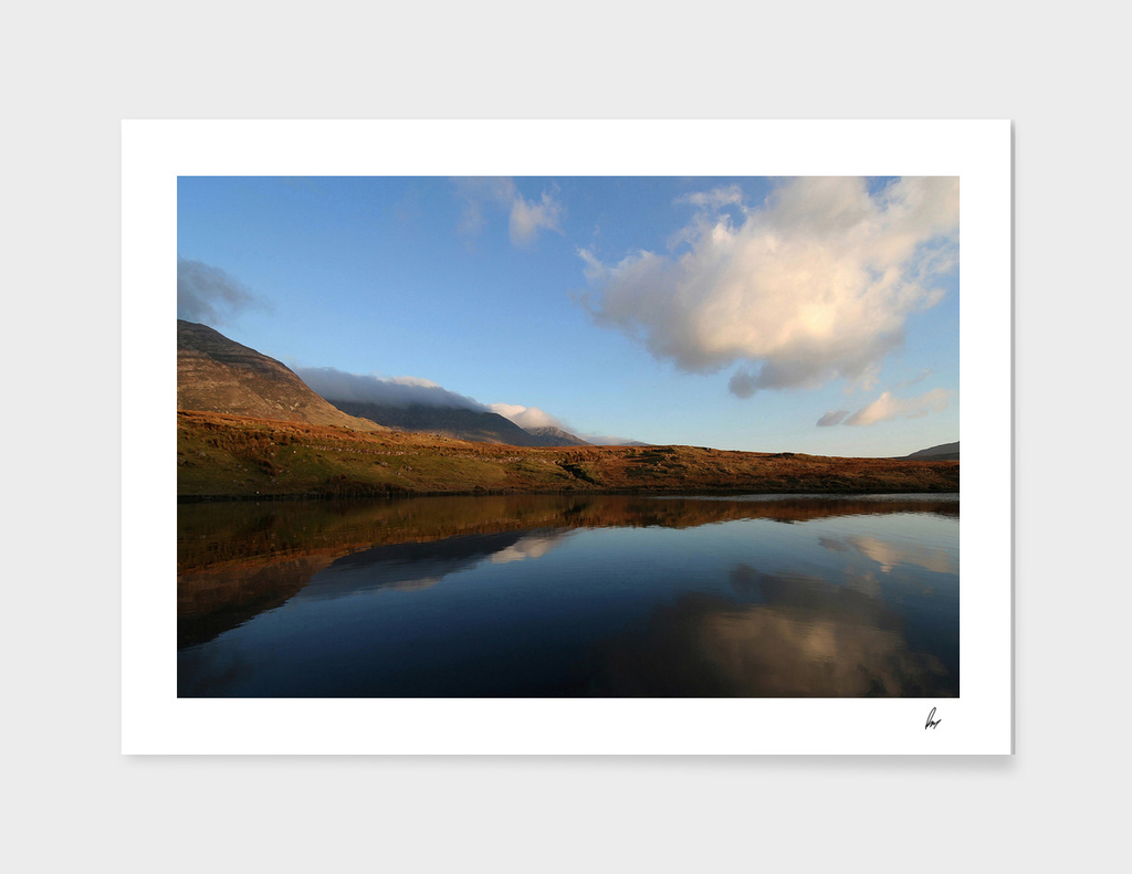 Ireland Lake View