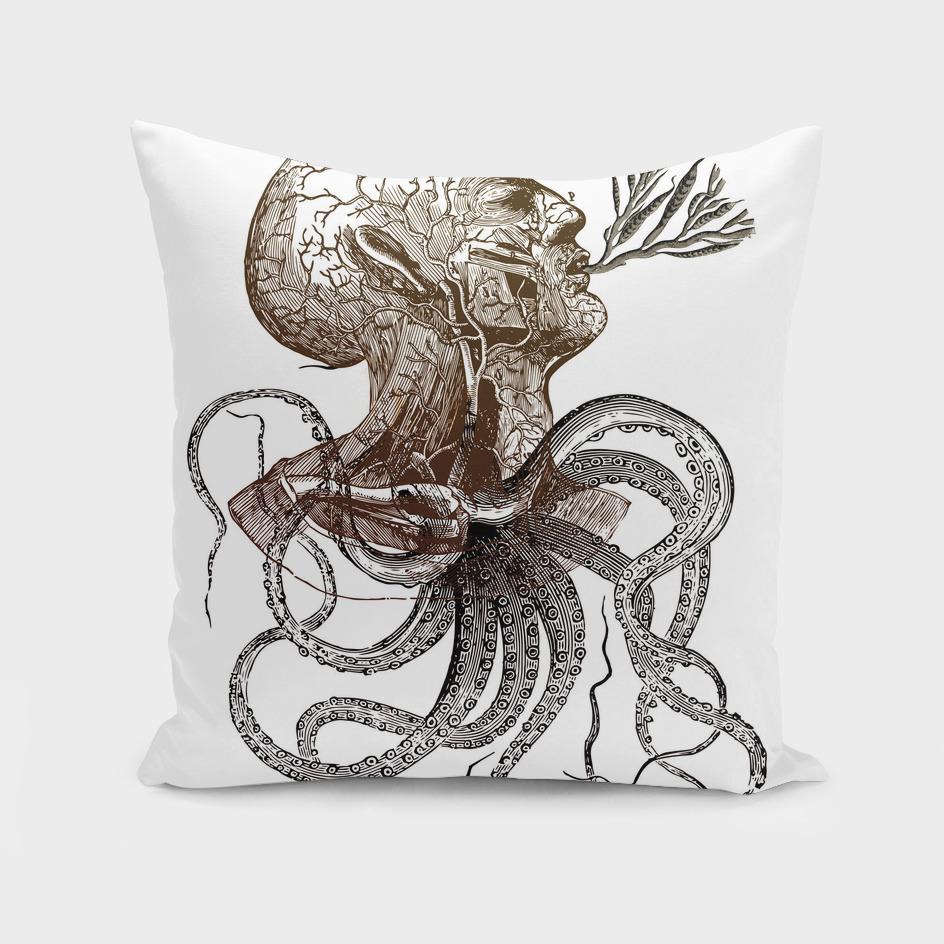 Octopussy Man Art