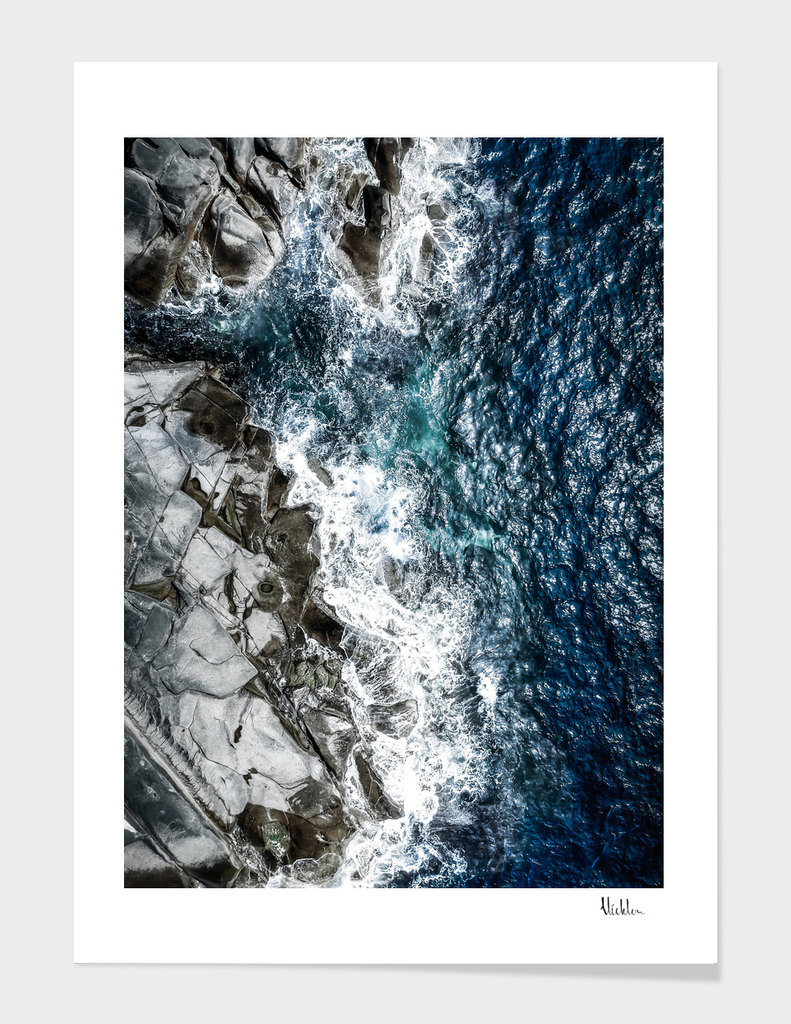 Skagerrak Coastline - Aerial Photography