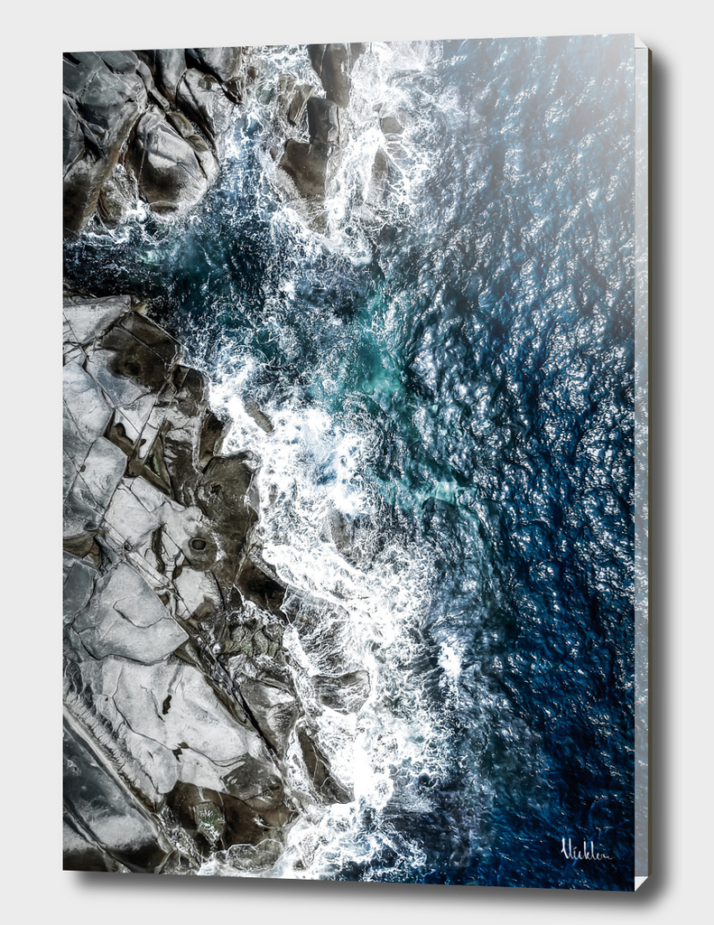 Skagerrak Coastline - Aerial Photography