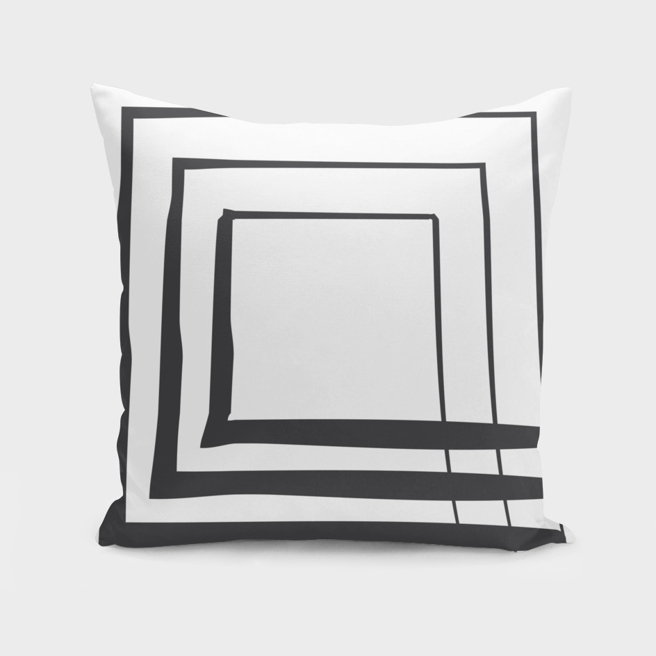 ABSTRACT ART Perspective | Square